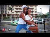 Salsa Cubana en Habana Vieja - Lisandra Garcia y Victor Gonzalez