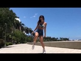 Elvis - His Latest Flame Remix - Hot Girls Shuffle Dancing