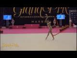 Александра Солдатова лента(финал) Гран-при Марбелья 2019