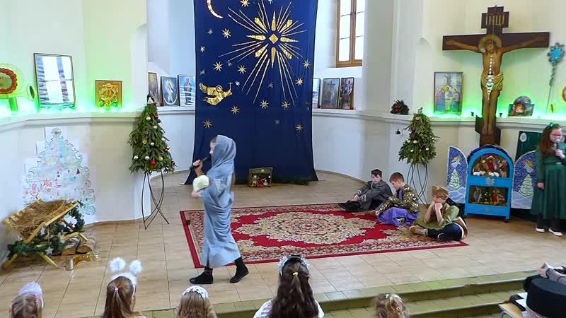 В Рождество все немного волхвы_PX-2019_каунасский Благовещенский собор