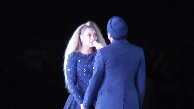 Beyoncé Jay Z OTR II - Forever YoungPerfect Duet (03.07.18 Cologne) HD
