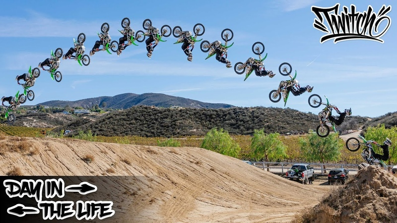 Day in the Life - Axell Colby Learn To Backflip EP.10
