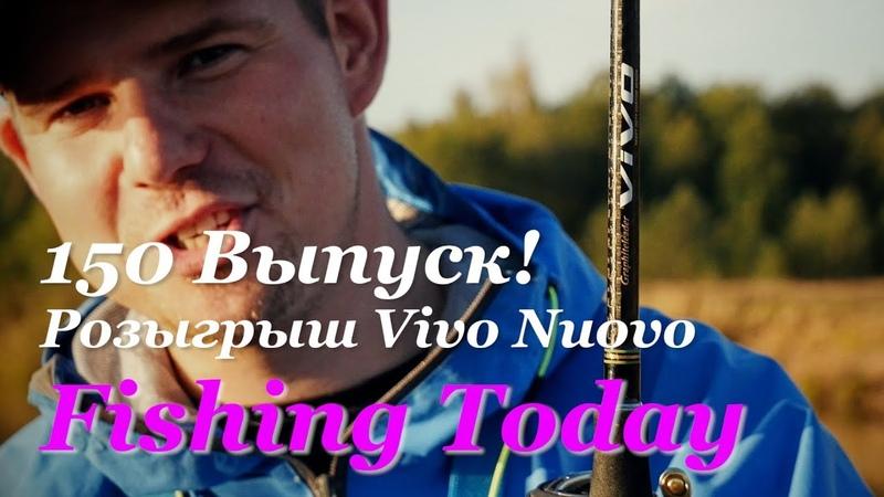 Рыболовный баттл. Розыгрыш Graphiteleader Vivo Nuovo. Суперклёв щуки - Fishing Today