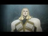 Souten no Ken: Regenesis 1 серия 2 сезона русская озвучка Xelenum / Кулак Синего неба: Перерождение 01