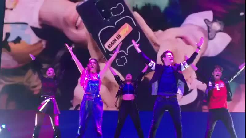 Promo–tour, Así yo soy Mexico 19.06.2019