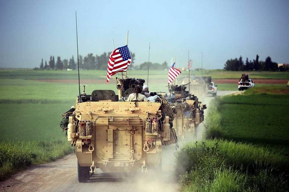 Новая позорно проигранная война. США уходят из Сирии