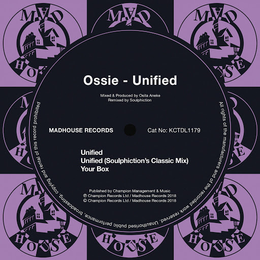 Ossie альбом Unified