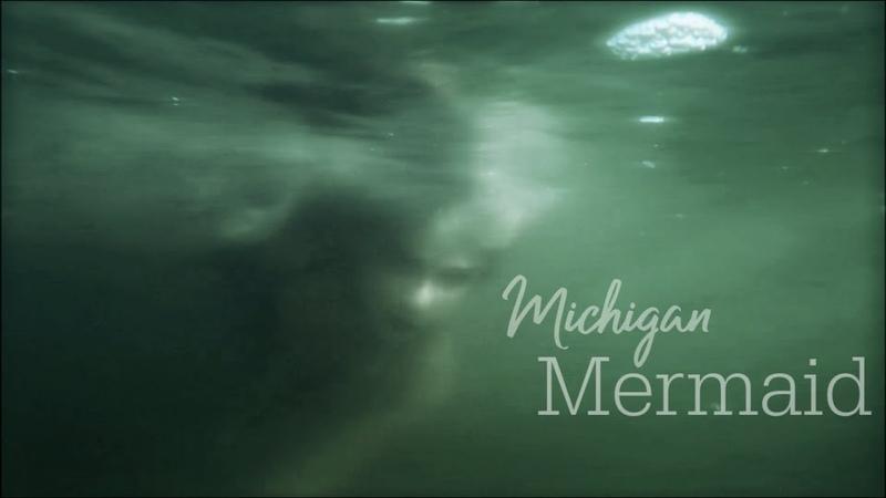 MYSTERIOUS MERMAID ENCOUNTER | Frankfort, Michigan 2018 | Underwater Videos of Mermaid Phantom ♥