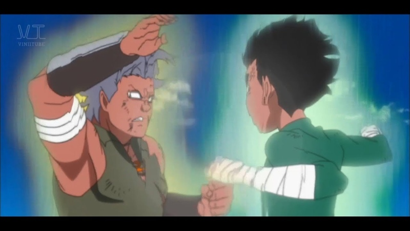 Top 10 Naruto Hand to Hand Combat Anime Fights [60FPS]