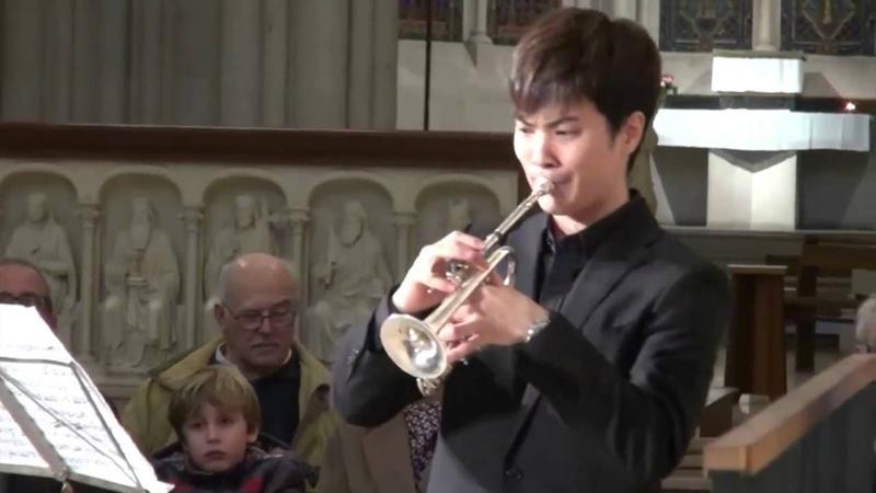 Tartini trumpet concerto in D major