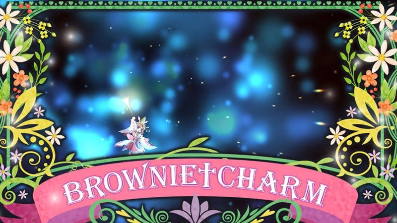 【シンフォギアXD】巫女型ギア セレナ・カデンツァヴナ・イヴ BROWNIE†CHARM【