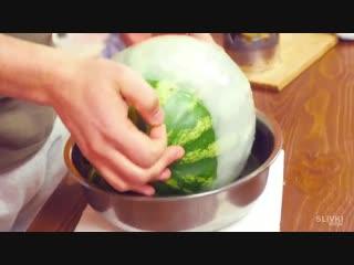 Как сохранить арбуз до Нового года