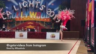 Alina Harnasko clubs - LA Lights 2019