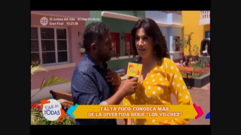 Falta Poco - Conozca mas de la divertida serie Los Vilchez
