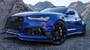 WORLD PREMIERE! 2018 735HP AUDI RS6 NOGARO EDITION by ABT SPORTSLINE - Final version