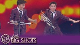 Little Big Shots Pelican 212 Twin Brothers Play Trumpets!