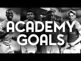 Лучшие голы молодых игроков Арсенала 201819
