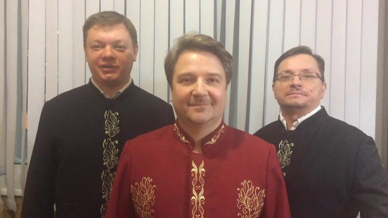 Приглашение на концерт в Саратове 14 февраля The Valaam Monastery Choir