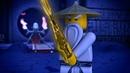 Мультфильм пилотный сезон Лего ниндзяго - 4 серия HD