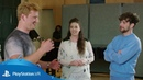 Tom Grennan VR Fan Reveal PlayStation VR