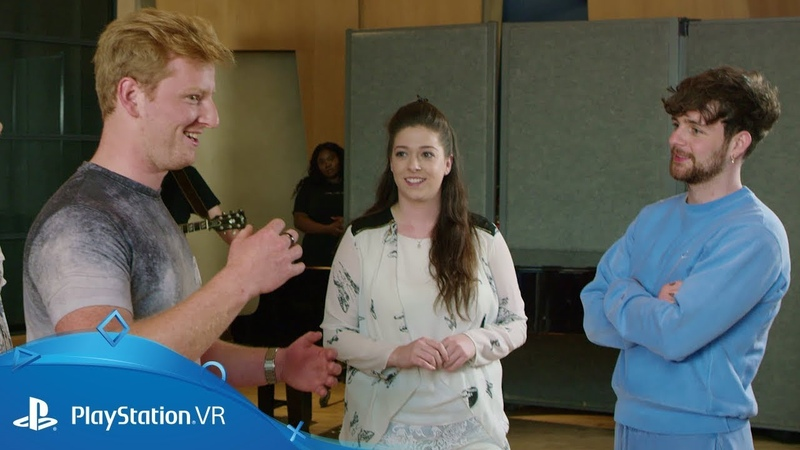 Tom Grennan VR | Fan Reveal | PlayStation VR