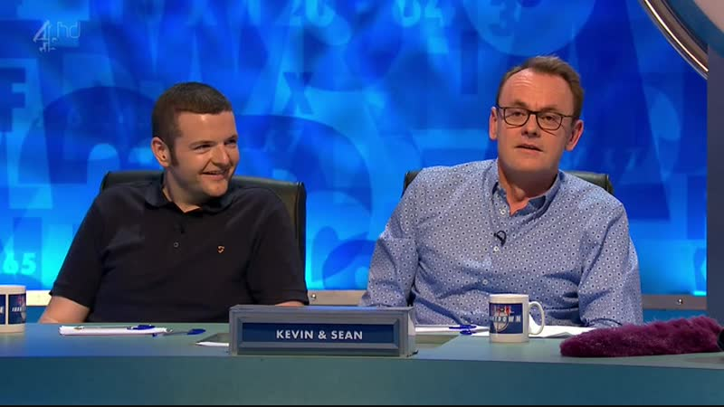 8 out of 10 Cats does Countdown S07E02 (15.05.2015)