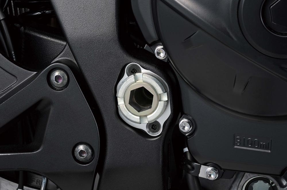 Обновленный супербайк Suzuki GSX-R1000 2019