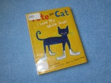 Pete The Cat ~ I Love My White Shoes Children's Read Aloud Story Book For Kids By James Dean