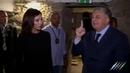 Папа Римский поблагодарил Мехрибан Алиеву за помощь в восстановлении христианских святынь