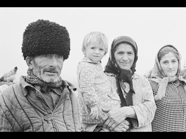 Портреты чеченцев-горцев.1970-1980гг