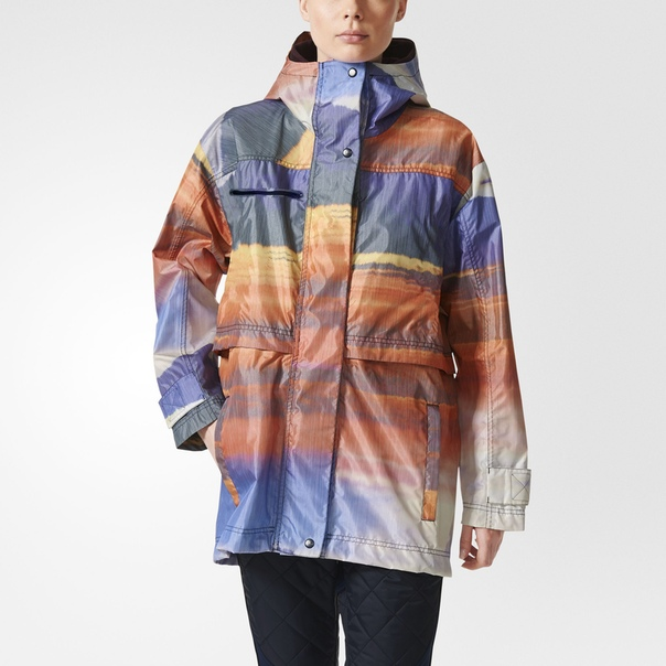Куртка Essentials Winter Performance Printed