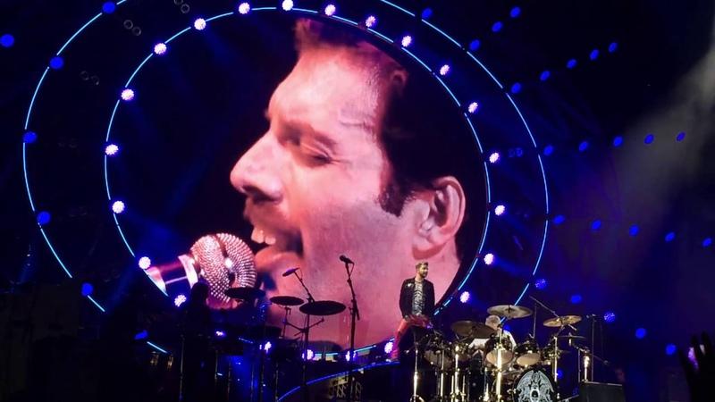 Queen Adam Lambert - Bohemian Rhapsody (LFO, MOSiR Stadium, Oświęcim, 19/06/2016)