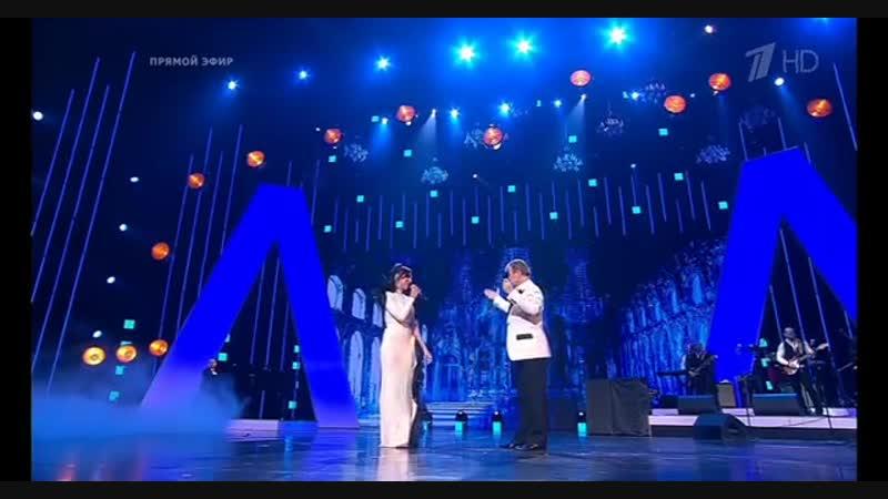 Repost alsou_a  ・・・ Вчера на праздничном концерте в честь Дня рождения нашего дорогого Льва Валериановича Лещенко😍