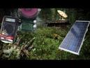 Проек походная альтернатива\мобильная солнечная электростанция\ №1 подготовка тест панели режим MPPT