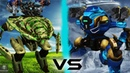 Which Healing Robot Should You Use Mender vs Weyland War Robots