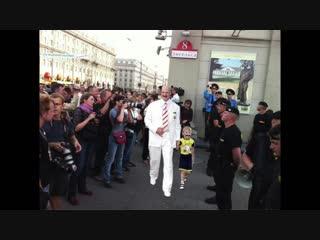 Лукашенко: Хоть трусы не рвите…