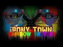 Pony Town Rainbow Factory 2