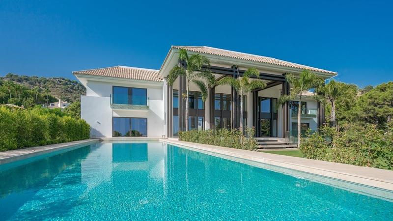 New Luxury Villa for Sale in La Zagaleta Marbella Spain