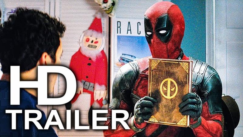 ONCE UPON A DEADPOOL Trailer 1 NEW (2018) Superhero Movie HD