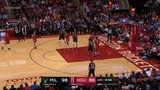 Giannis Antetokounmpo tries to KILL James Harden The best defensive play ever by James Harden