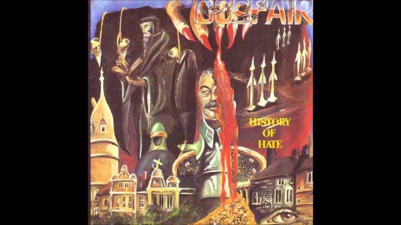 Despair - History Of Hate (1988) Full Album