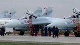 Авиация Южного военного округа пополнилась тремя модернизированными истребителями поколения 4++. Новости. Первый канал