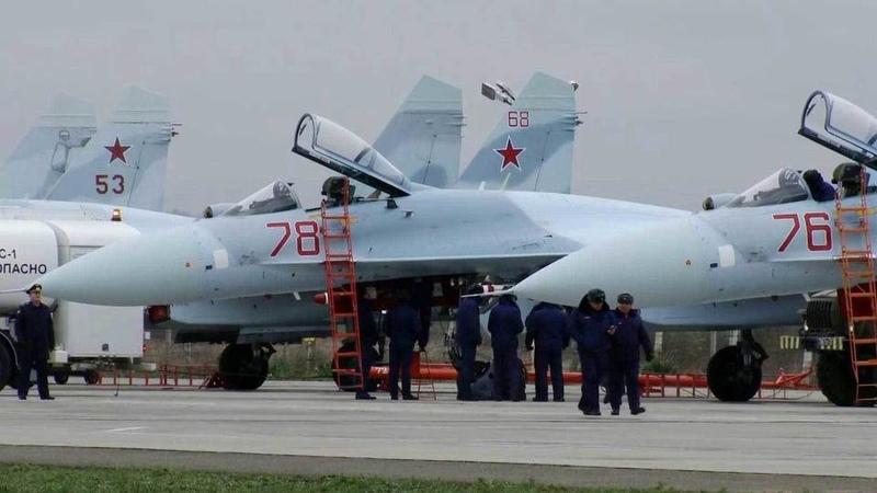 Авиация Южного военного округа пополнилась тремя модернизированными истребителями поколения «4». Новости. Первый канал