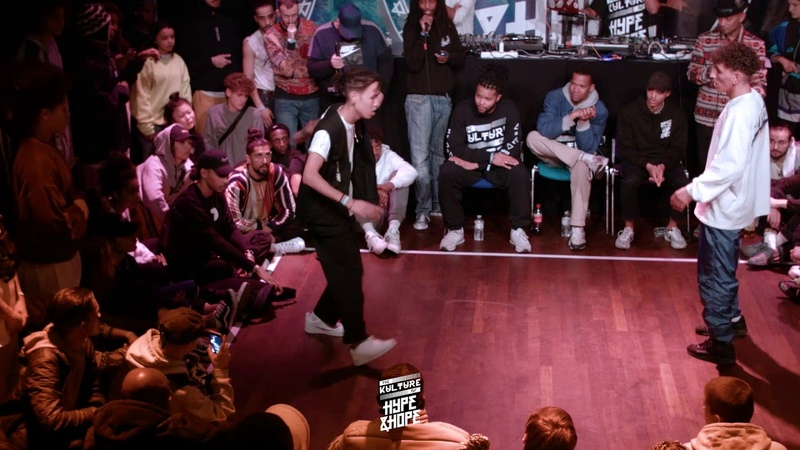 SIDESHOW VS B-SMART | TOP16 HIPHOP | THE KULTURE OF HYPEHOPE | WATER EDITION 2019 S3