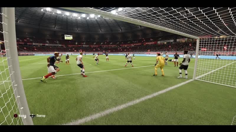 FIFA 19.ПЕРК ИЗЯЩНЫЕ НАВЕСЫ И ПАСЫ В ДЕЙСТВИИ