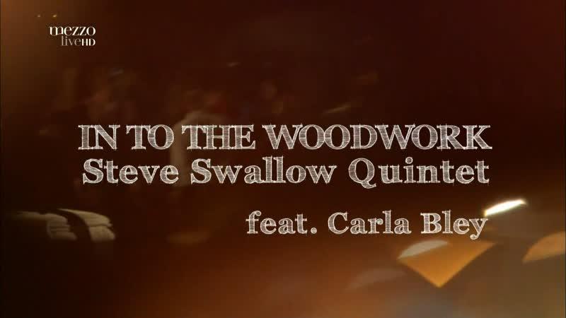 Steve Swallow Quintet feat. Carla Bley - Into The Woodwork Jazz a Junas, le 17 juillet 2013
