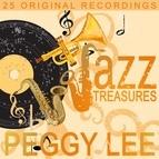 Peggy Lee альбом Jazz Treasures