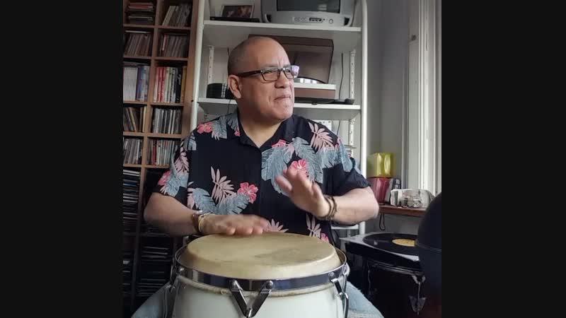 Gerardo Rosales tumbao
