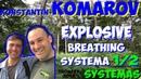 SYSTEMA KOMAROV constantin EXPLOSIVE BREATHING SYSTEMA 1