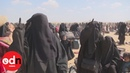 Islamic State wives hurl abuse at journalists